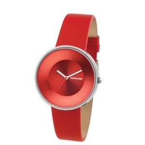 Lambretta Cielo Red Watch - New Without Box